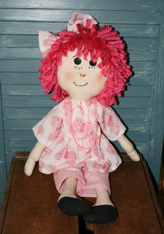 Butterfly Betty Rag Doll