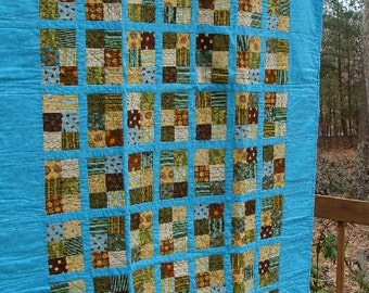 Child's Quilt, Calm Waters SALE