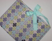 Vinyl lined  Changing Pad Tote for Baby
