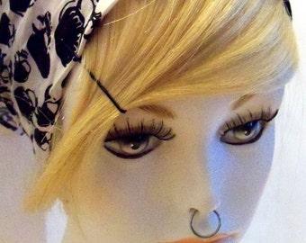 Light Neutral Blonde 100% Human Hair Clip in Bang Fringe Hair Extension