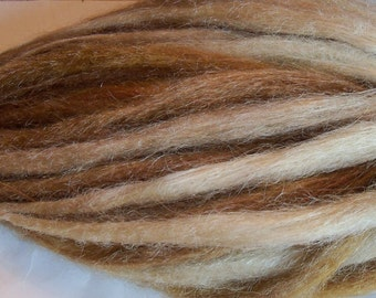 60 Custom Synthetic Dreads Dreadlocks Hair Extensions or Dread Fall