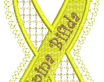Spina Bifida or Spinal Muscular Atrophy Awareness TShirts