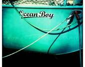 "Ocean Boy 5""x5"" Fine Art Photography"