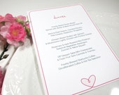 Sample - LoveNote -  Dinner, Table in Colbalt and Color Chart for kwbailey74