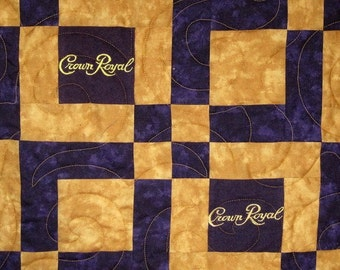 Crown royal quilt | Etsy : crown royal quilt pictures - Adamdwight.com
