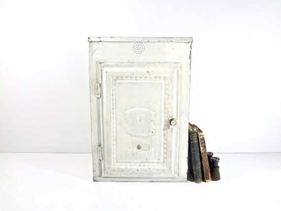 Vintage Farmhouse Pie Safe