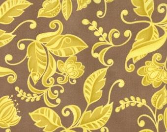 SALE - Sprit Collection by Lila Tueller for Moda Fabrics - 11431-15 Exuberance Cocoa