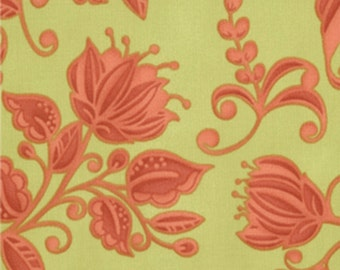 SALE - Sprit Collection by Lila Tueller for Moda Fabrics - 11431-18 Exuberance Moss