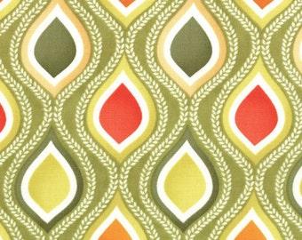 Terrain by Kate Spain for Moda - Seedpod Moss 27095-16