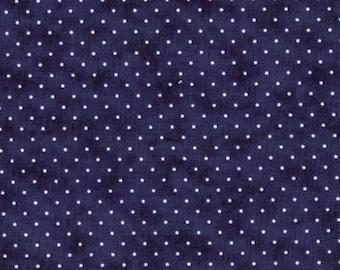 Essential Dots Liberty Blue 8654 39 Moda