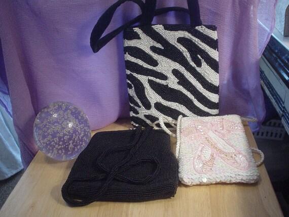 3 Destash Evening Bags