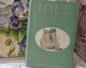 Vintage Book - Iole - Robert Chambers