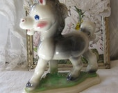 Rempel Horse - Vintage Diamond Pottery - ON SALE
