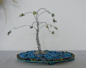 Tree sculpture, From an Adverse Soil, mixed media