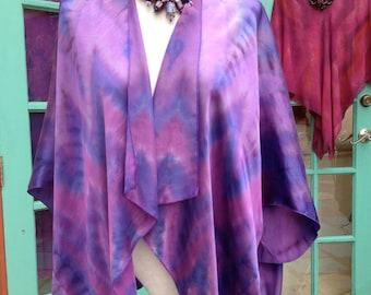 Cocoon Pre-sewn Dye-Ready Silk Garment Kit