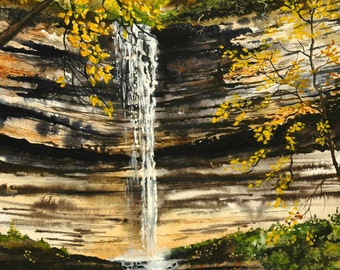 Munising Falls Upper MIchigan