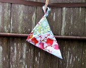 lola's reversible headscarf - summer totem & xo