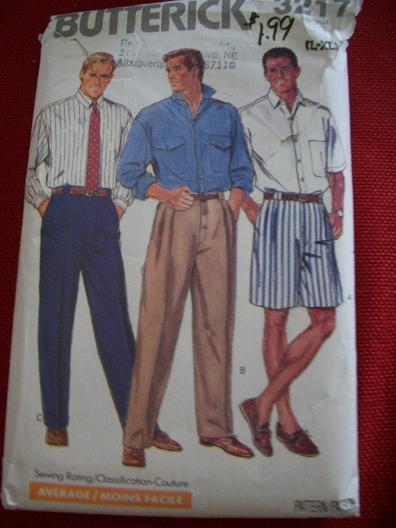 Butterick Pattern 3217
