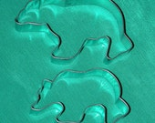Polar Bear REALISTIC Cookie Cutter