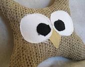 Edie the Rag Tag Owl