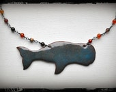 Bowhead Whale Necklace