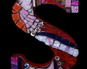 Mosaic Letters - Initials