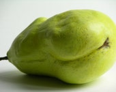This is not a pear.