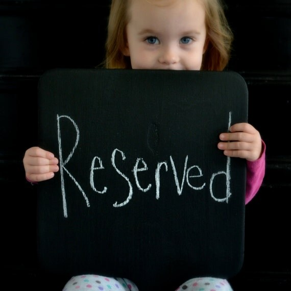 Reserved for Alena