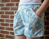 Watercolors Shorts