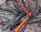 Custom Adjustable Paracord Gun Rifle Sling With Swivels