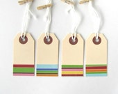 Gift tags, favor tags, manila tags, christmas tags