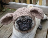 Dog Hat - Church Mouse / Made to Order