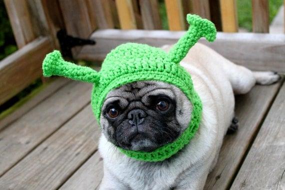 Dog Hat - Ogre Made to Order