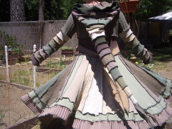 Woodland Pixie Coat