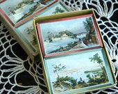 Vintage Guild Playing Cards Views of Water double pack