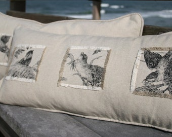 Decorative Pillow Cover with insert pillow