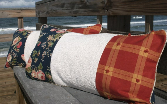 Decorative Throw Pillow with pillow insert