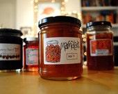 Modern Marmalade Label (printable, downloadable)