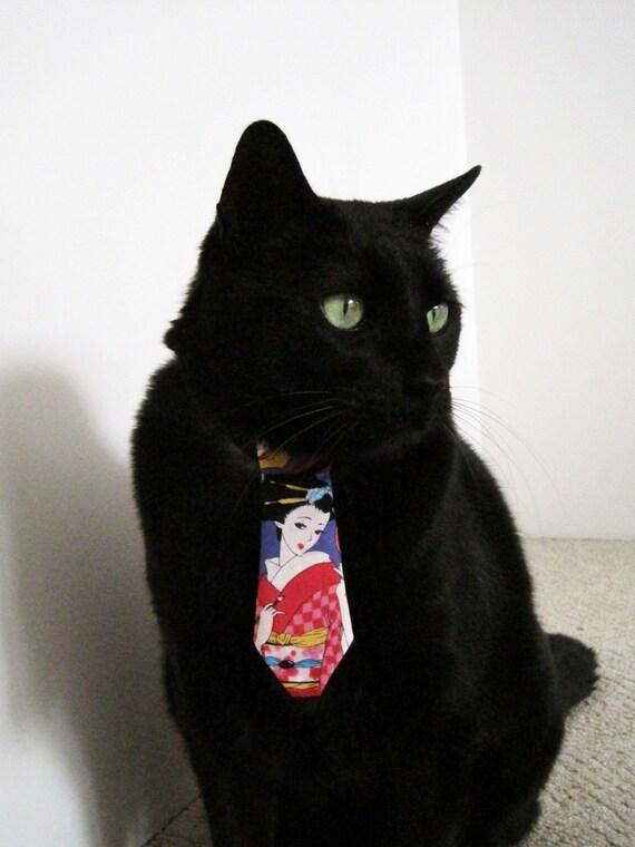 Geisha Gal - Pet Tie