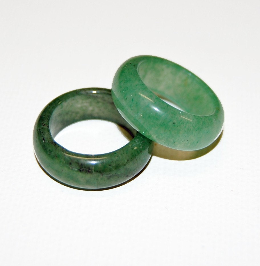 Jade rings for Jade wedding ring
