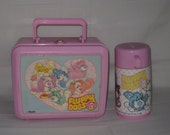 1986 Fluppy Dogs Lunchbox