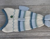 Fish Hat - Blue Fin Tuna