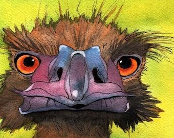 PRINT - Emu