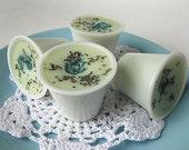Crisp Cucumber Mint- Scented wax Tart melts