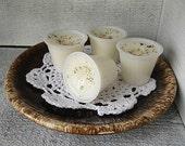 Vanilla Honey Almond- Scented wax Tart melts
