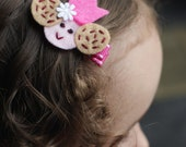 Royal Princess Hair Clip - Meet Miss Majesty - CravingCuteness