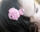 Cute Fish Hair Clip - Meet Miss Fiona - MORE COLORS