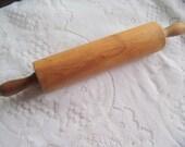 Heavy Wood Rolling Pin