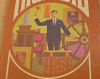 High Bid  A 3M Gamette Vintage  70's Game