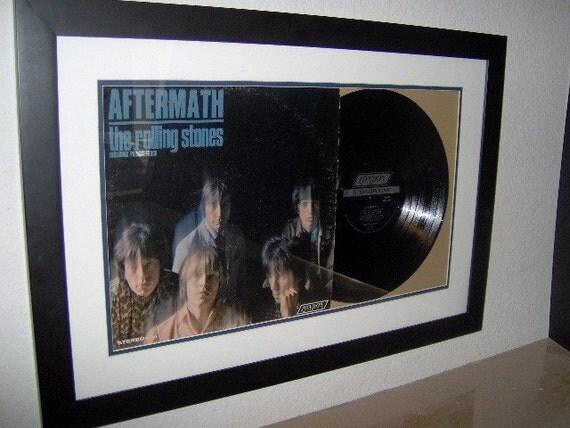 "Rolling Stones""Aftermath""framed"